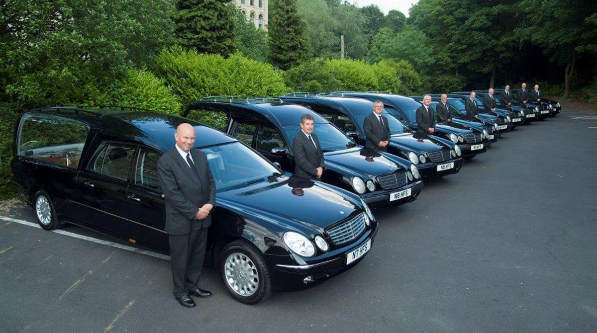 Funeral vehicles hearses | Traditional and non-traditional